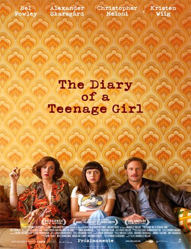 Poster de Diario de una chica adolescente