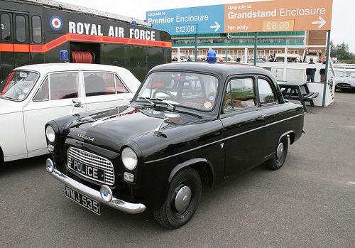 1959 Ford Anglia Police Car JpM ENTERTAINMENT