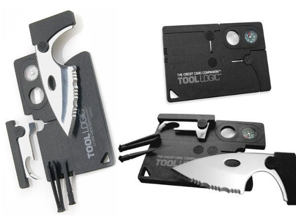 Tool Logic Credit Card Companion NZD$60 Free Overnight courier delivery within NZ