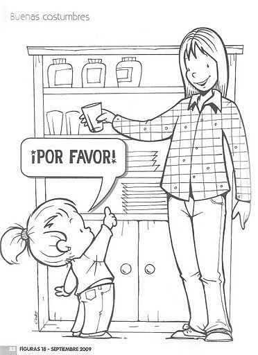 55 best Abuelos images on Pinterest | Families, Coloring pages and ...