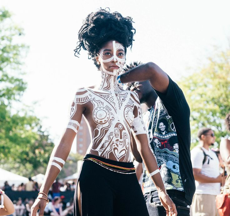 Afropunk 2016 Street Style Makes Other Music Festivals Look Lazy Photos | W…