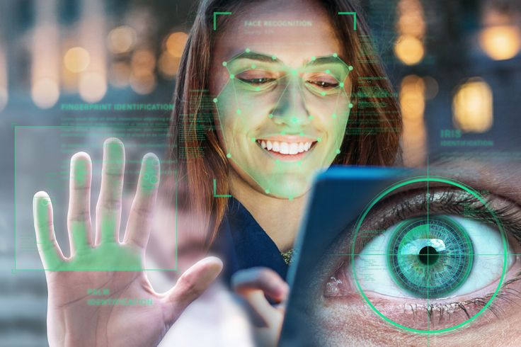 In this image, DERMALOG scientists continuously develop Biometric Identification Systems. Here it is possible to highlight Fingerprint Recognition, Face Recognition and Iris Recognition. Used combined in one project, multi-biometric solutions provide a crucial contribution against identity... http://usa.swengen.com/whos-logging-your-face-the-washington-post/