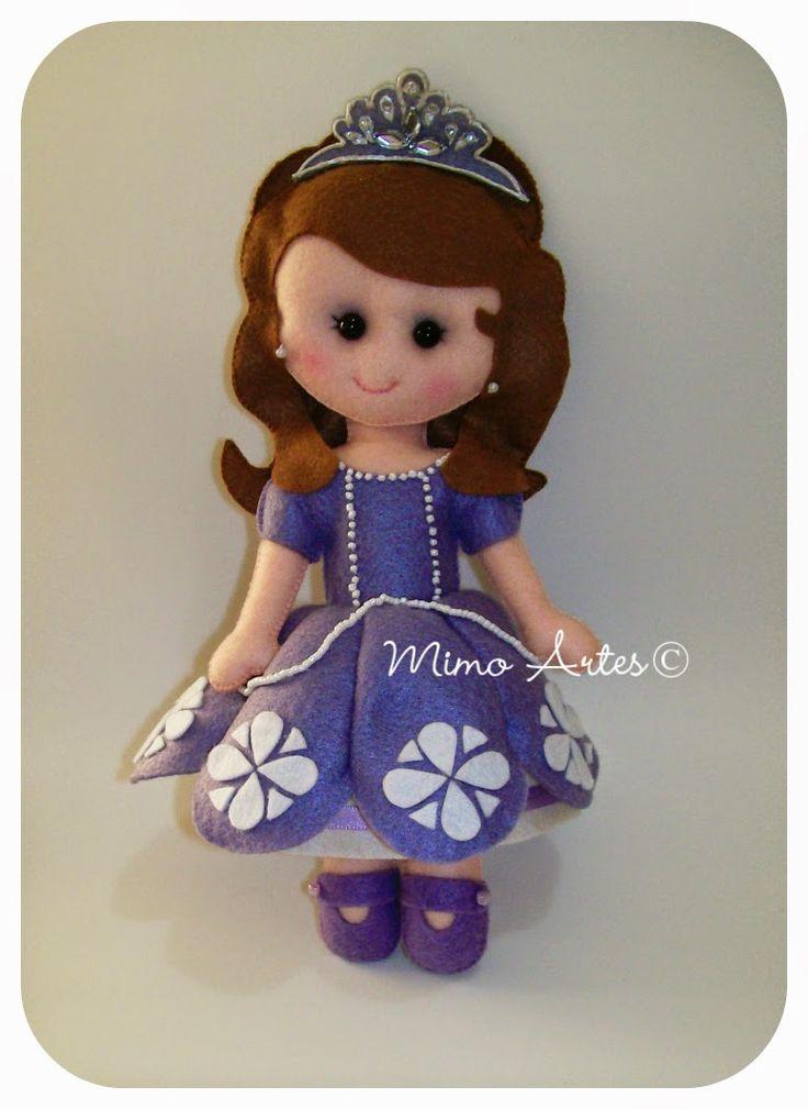 Mimo Artes: Festa da Princesa Sofia