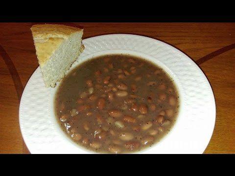 Hobo Stew and Corn Bread - YouTube