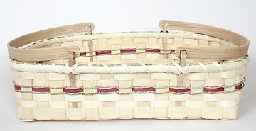 Gracious Goodness Carrier - pattern from Basket Maker's Catalog
