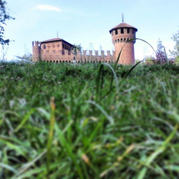 Borgo Medievale - Parco del Valentino - Torino, Piemonte. 45°04′00″N 7°42′00″E