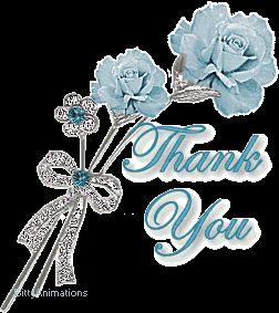 Thank yoi rose celesti