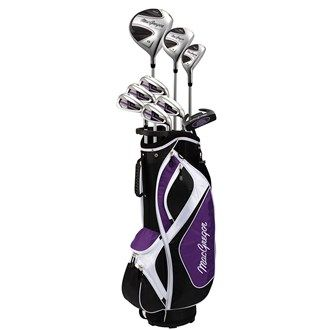 MacGregor Golf MacGregor Ladies CG1900X Package Set (Graphite The entry-level CG1900X offers unrivalled value with the choice of steel or graphite shafts in the irons and stand or cart bag the options are endless. The 11-piece package set features Ti-Matrix driv http://www.MightGet.com/january-2017-11/macgregor-golf-macgregor-ladies-cg1900x-package-set-graphite.asp