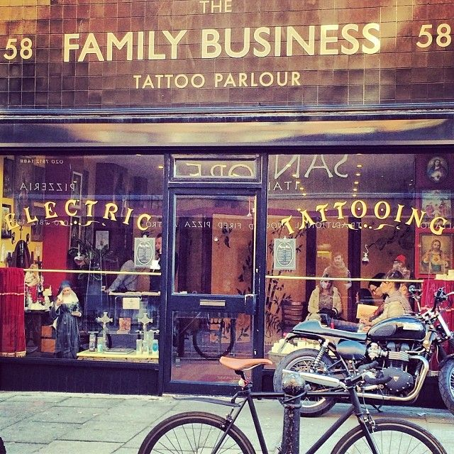 145 best customer places images on pinterest beautiful for Tattoo shops in london