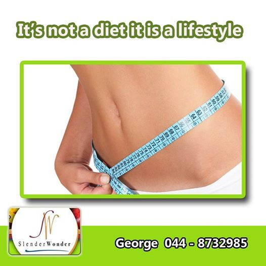 Slender Wonder is the only medical weight control plan of its kind. It address the cause of obesity, and put you in control of your own weight, therefore you can have permanent weight loss. Phone us at 044 8732985 or visit us at 1 Meyer street, George.