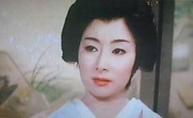 Yamamoto Fujiko (1931 - ), attrice