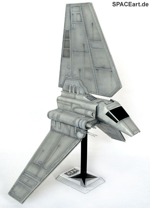 star wars shuttle tydirium modell bausatz. Black Bedroom Furniture Sets. Home Design Ideas