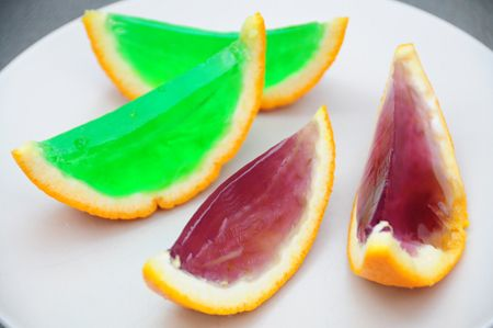 ... orange peel wedge jello orange slices jello oranges green jello orange