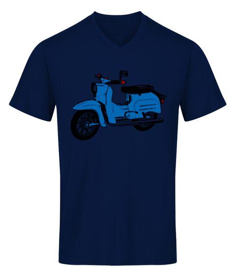 # T-shirt 2 - avaler .  Dépêchez-vous!!! Obtenez le votre avant en retard! Édition limitée!!!Tags : DDR, mobilette, Simson, roller