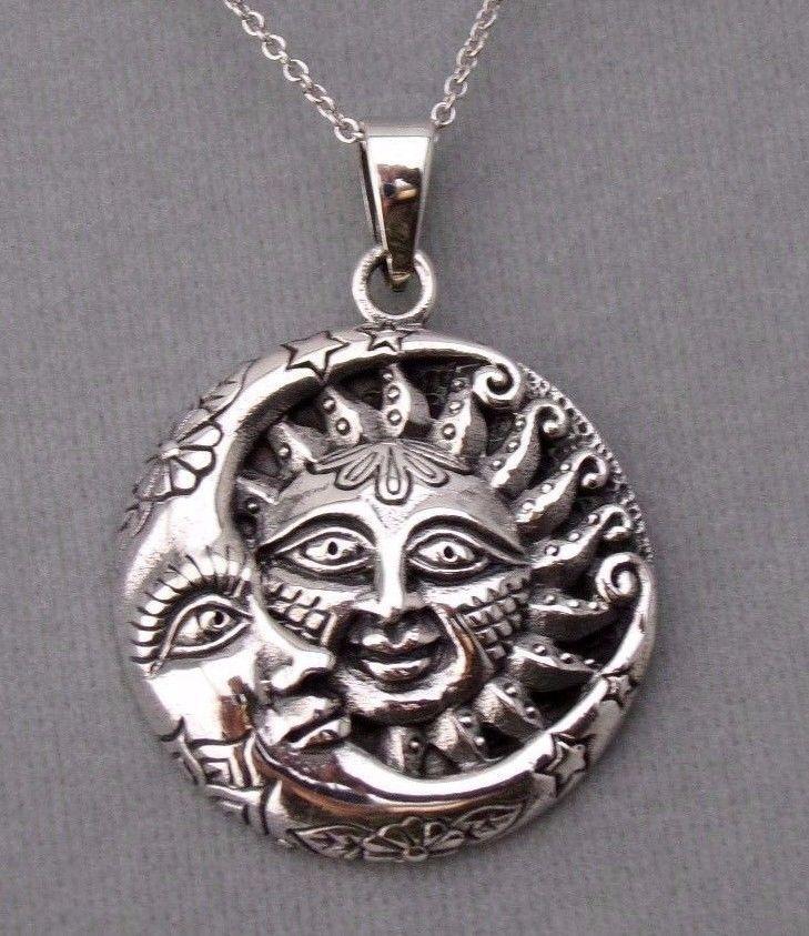 Super 9 best Celestial Sun Moon Necklaces images on Pinterest | Moon  DN28