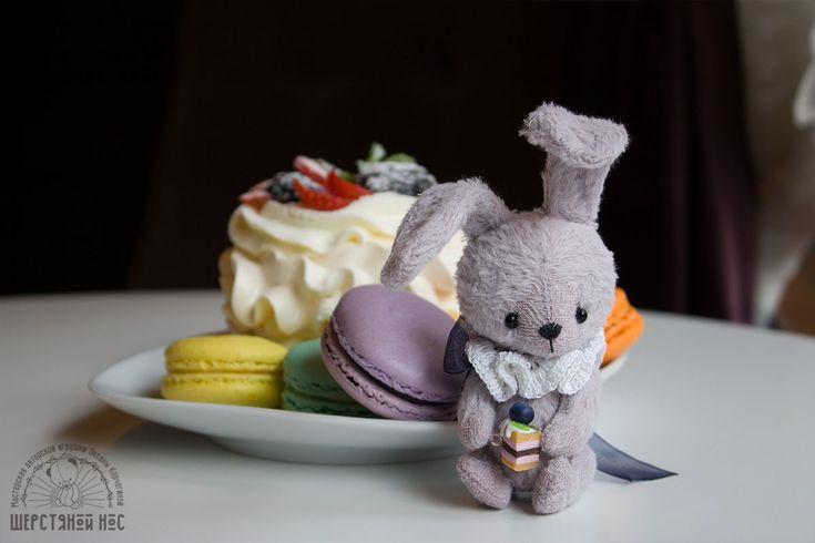 зайчик Черничный десерт