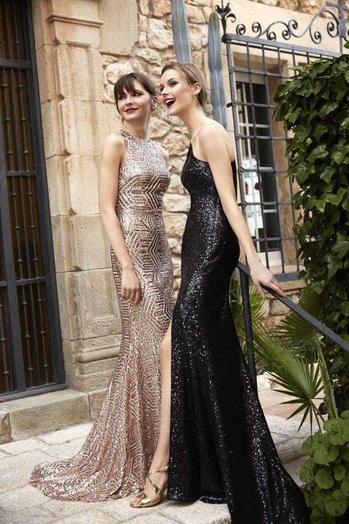 209f99b8f398b7 ▷ 1001 + idées pour la tenue de soirée femme - quelle tenue pour ...