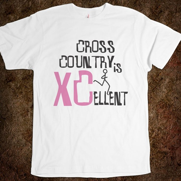 Funny Cross Country T Shirts Shirts