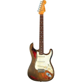 GUITARRA ELECTRICA FENDER CUSTOM SHOP RORY GALLAGUER RELIC Awesome!