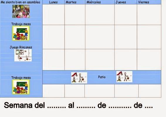 El patio de Gemma: Ejemplos De Programas Para ModificacióN De Conducta En Infantil Y Registro De Conducta