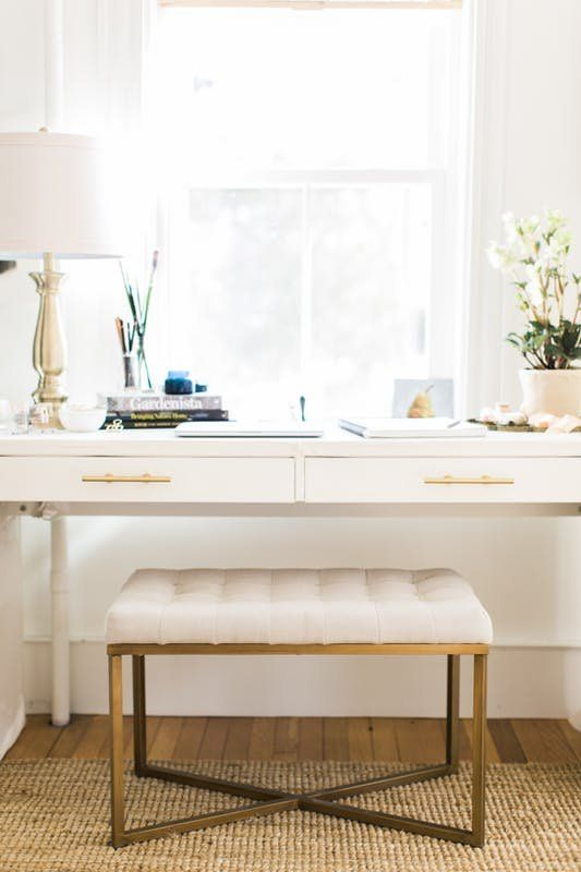 Before And After This Ikea Desk Just Defied Its Humble Beginnings