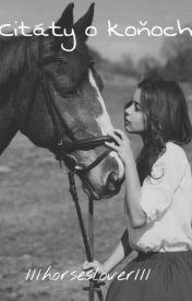 Citáty o koňoch