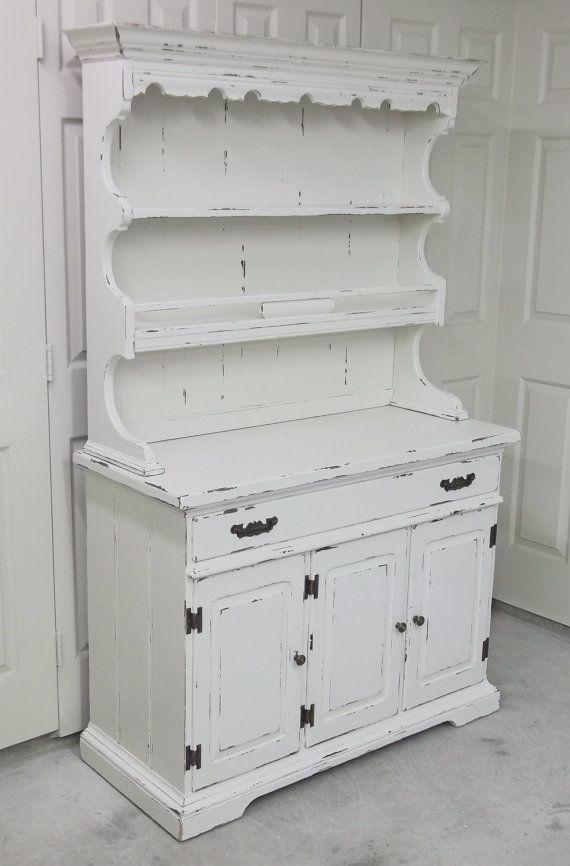 White Kitchen Hutch Cabinet best 25+ white china cabinets ideas on pinterest | china cabinets