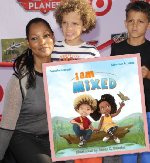 i am mixed - great little book for my mixed baby girl