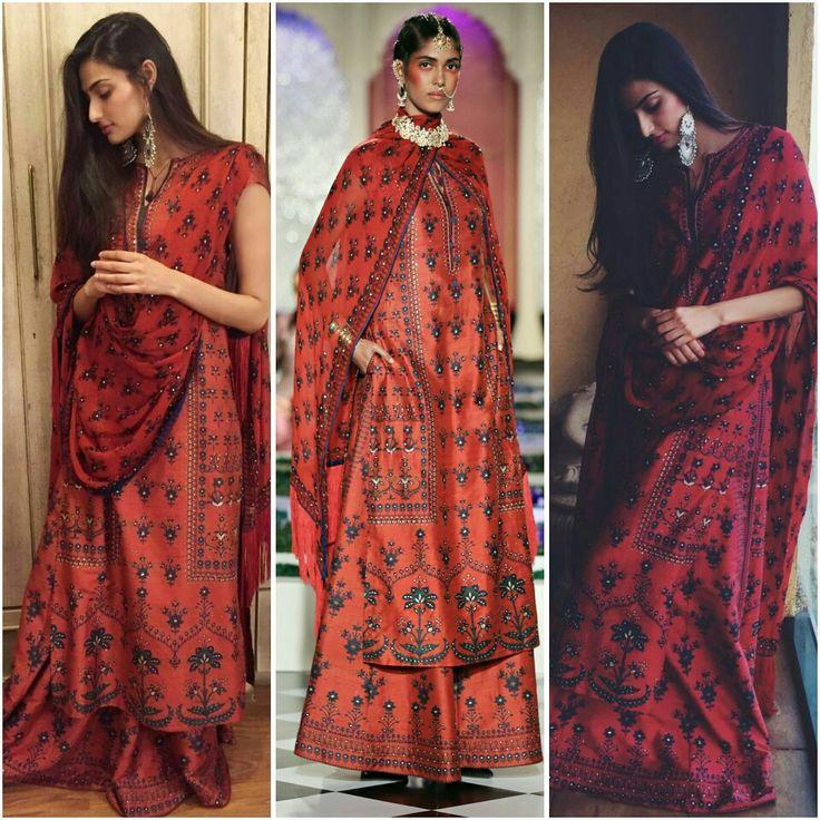 #athiyashetty #anitadongre #bridal  #bride #festive #festival #brides #rajasthan #india #indian #handcrafted #handmade #gotapatti #embroidery #kurta #sari