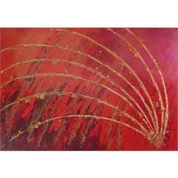 Pi di 25 fantastiche idee su dipinti su tela su pinterest for Quadri acrilici astratti