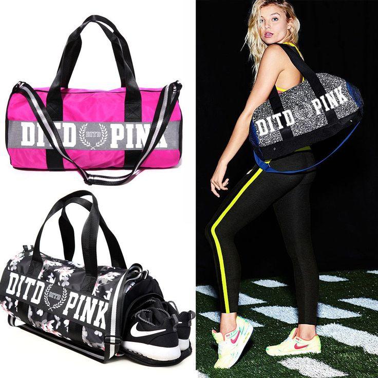 Women Sport Bag Professional Fitness Shoulder Gym Bag Yoga Duffel Outdoor Bag Nylon