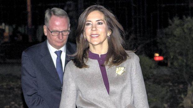 Crown Princess Mary Visit Moldova - Day 1