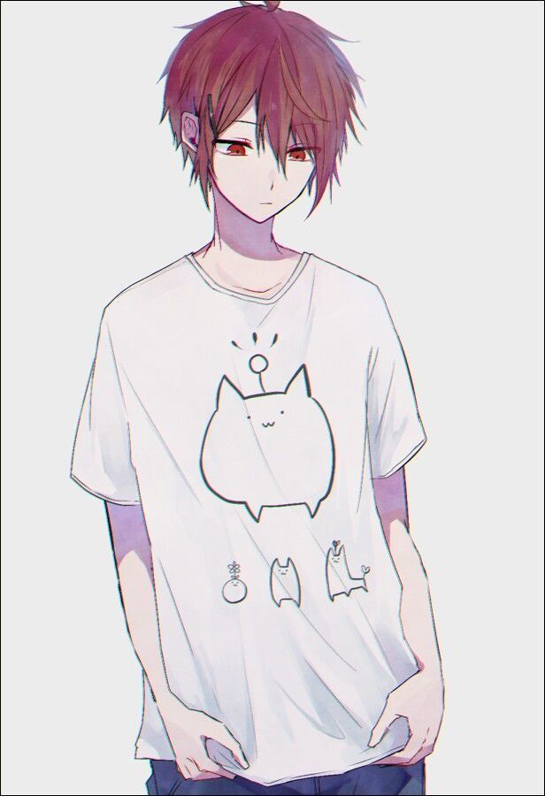 Hasmenhasmen17 Anime Drawings Boy Cute Anime Character Anime