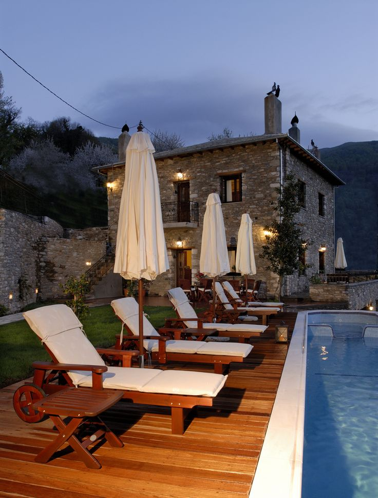 Miression guesthouse in Greece