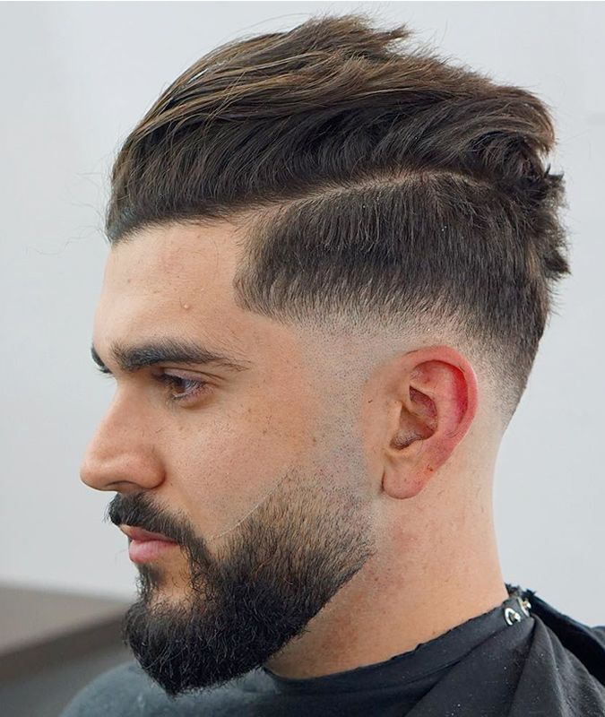 Faded Beards: The Styles That Work And How To Get Them