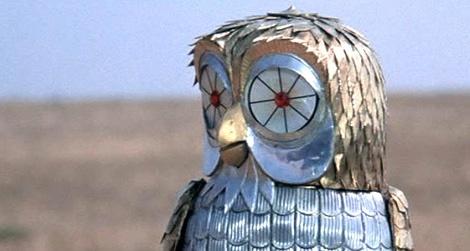 A brief history of robot birds