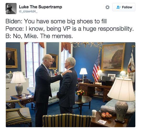 I'm Going to Miss The Joe Biden Memes (21 Photos)