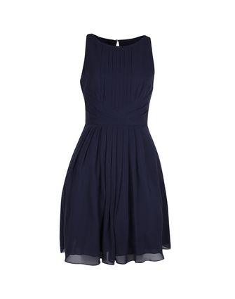 Ted Baker Saphira Dress Tiered Skirt