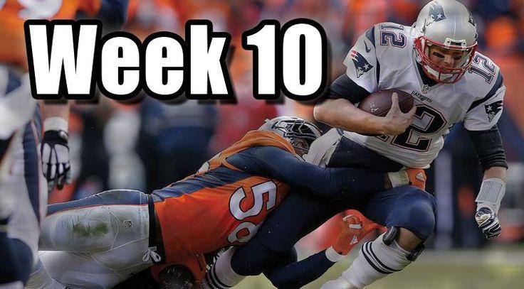 #NFL Week 10 Predictions | Full Weekend Rundown + Game-by-Game Picks