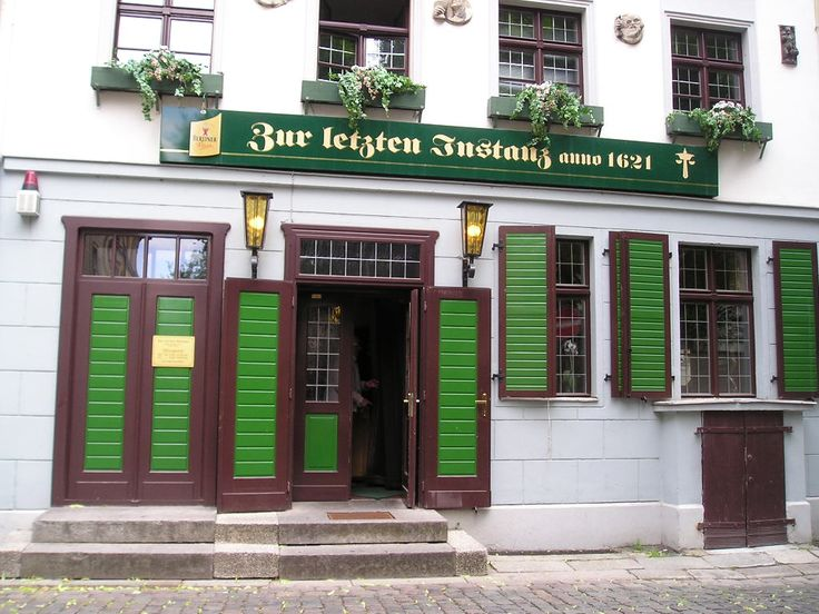 Zur letzten Instanz - Berlin Mitte- ältestes Lokal