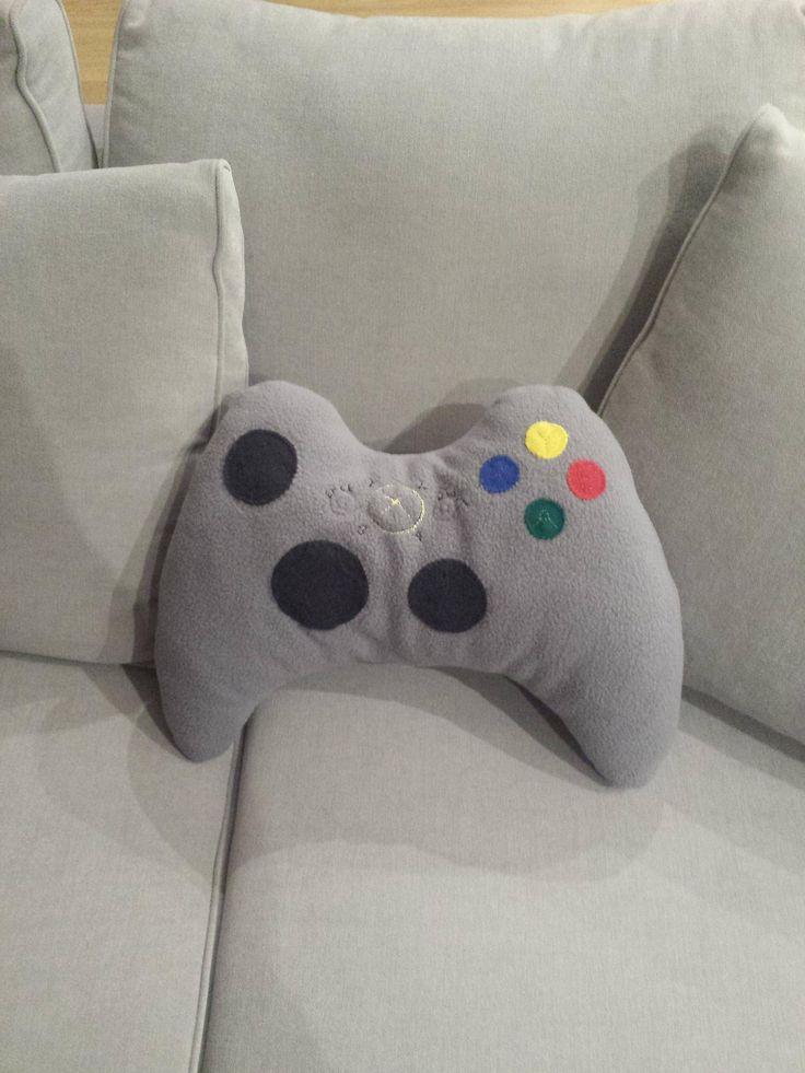#Xbox360 Controller Pillow