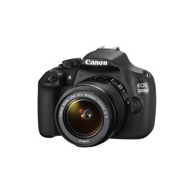 Canon EOS 1200D + 18-55mm DC