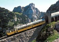 Ride the cable car or rack railway up Wendelstein mountain