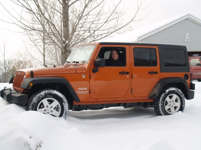 Name that Mango Tango Jeep JK - Great Lakes 4x4. The largest offroad forum in the Midwest