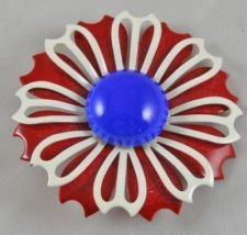 ...Brooches, Enamels Pin