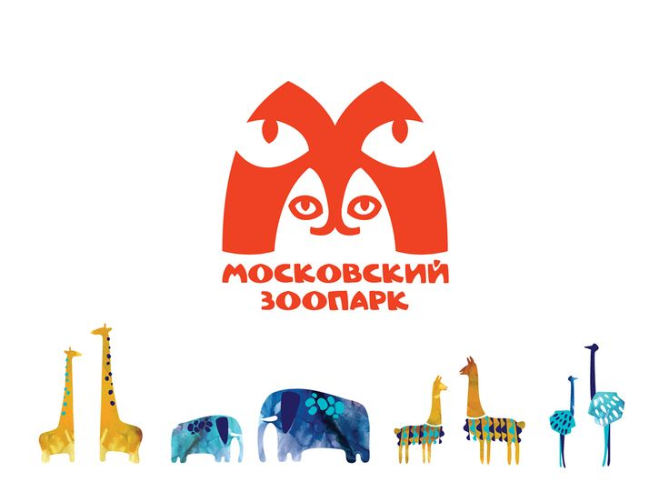 Moscow ZOO on Behance