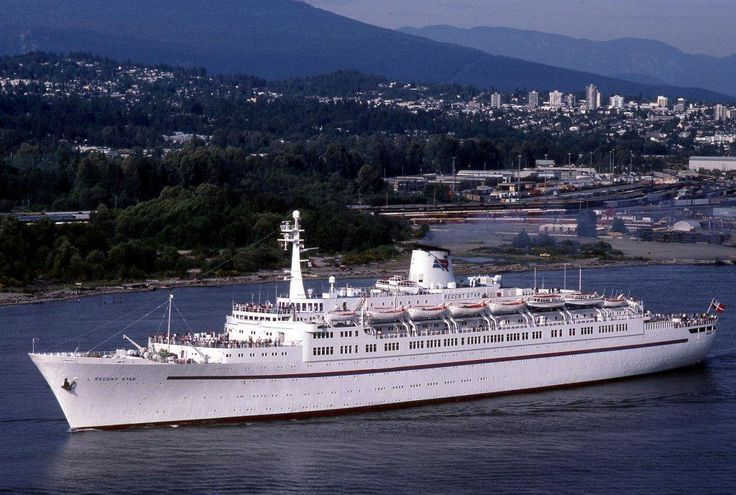 Regent Star ( imo nr. 5339212) Very Old Cruise