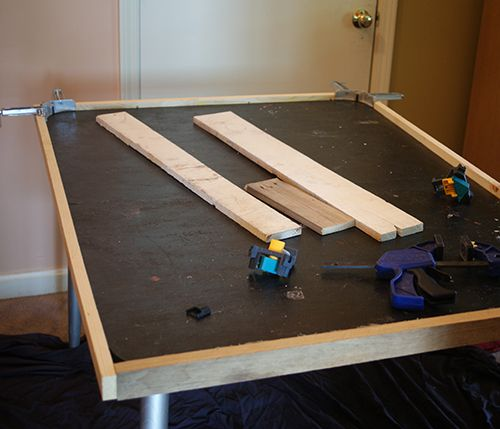 Reclaimed Wood Table Top Resurface DIY - Best 25+ Reclaimed Wood Table Top Ideas On Pinterest Wood Tables