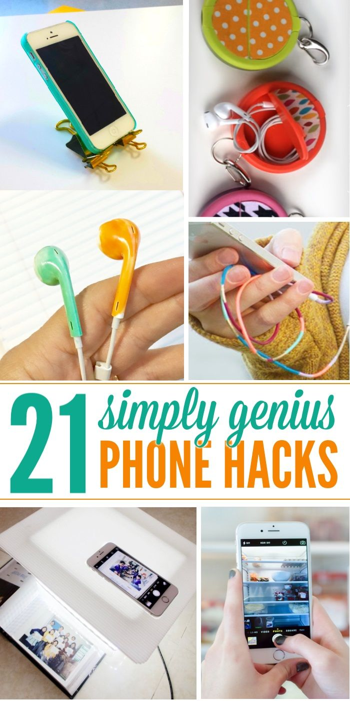 21 Phone Hacks You Will Wonder How You Lived Without - One Crazy House