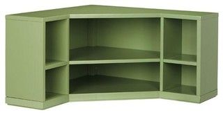 Martha Stewart Living™ Craft Space Corner Cubby - traditional - toy storage - by Home Decorators Collection